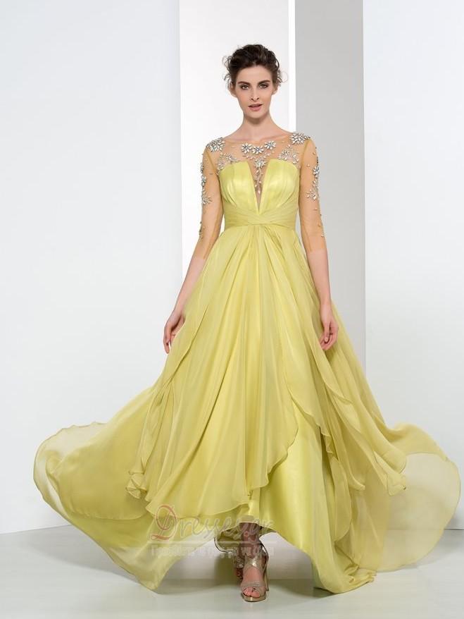2f59d8bfc4a1 Κόσμημα τονισμένο μπούστο Πολυτελές Γραμμή Α Βραδινά φορέματα - Σελίδα 1 ...