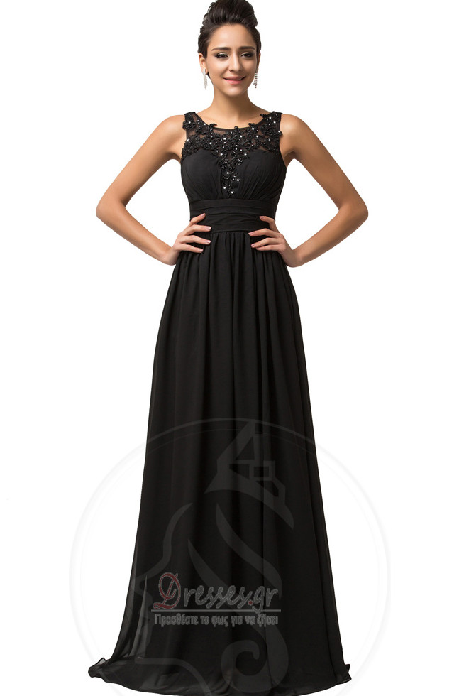ce60c12d9365 Γραμμή Α Φερμουάρ επάνω Σιφόν Τετράγωνο Δαντέλα επικάλυψης Βραδινά φορέματα  - Σελίδα 1 ...