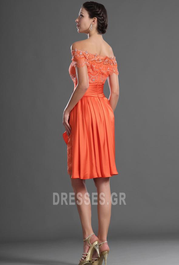Μέχρι το Γόνατο Γραμμή Α Τα μέσα πλάτη Αποκλειστική Κοκτέιλ φορέματα - Σελίδα 6