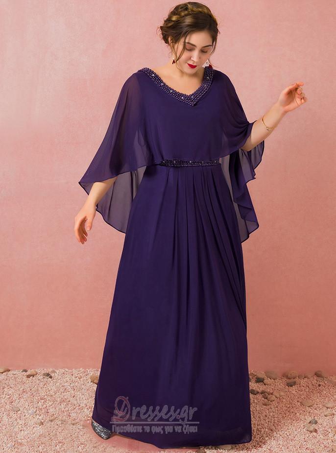 01e2fcc651fc Χαλαρά μανίκια Δαντέλα-επάνω Σιφόν Κοντομάνικο Μπάλα φορέματα - Σελίδα 1 ...
