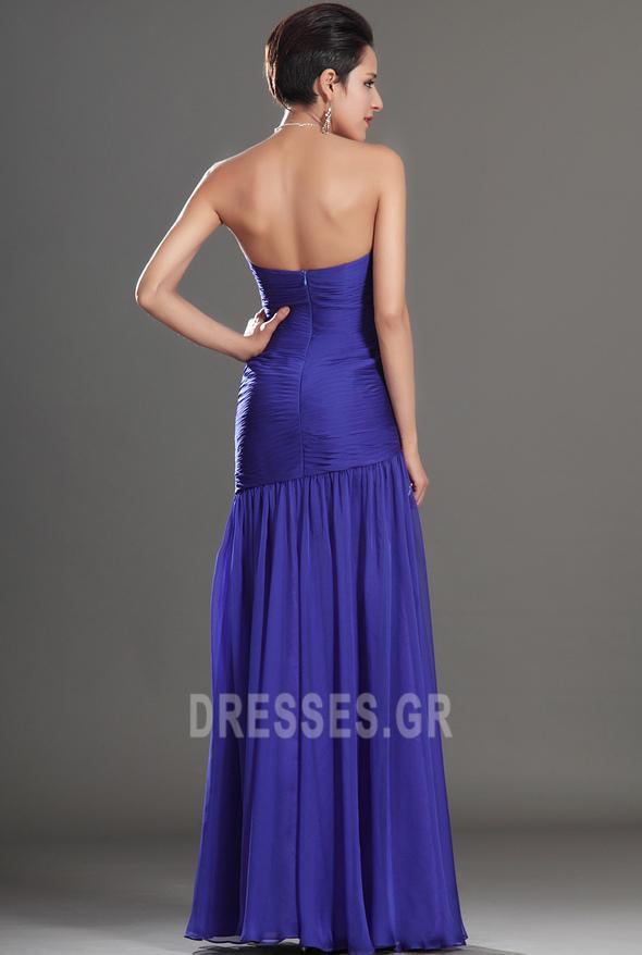 Αμάνικο Γοργόνα αγαπημένος πλέγμα ύφασμα Μπάλα φορέματα - Σελίδα 7