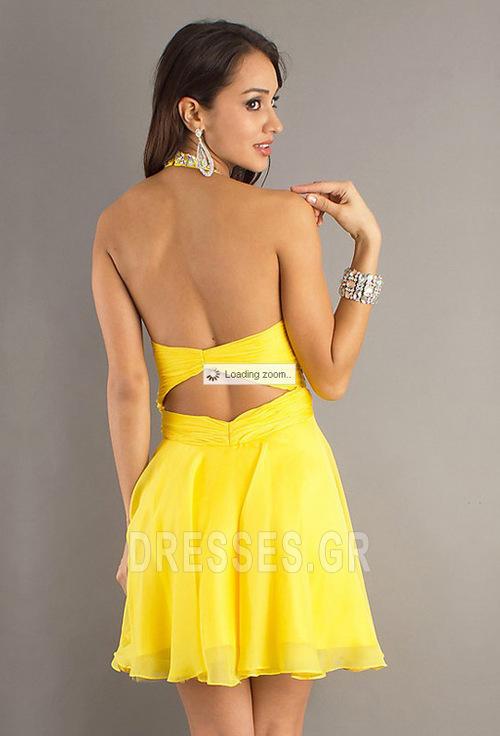 Κόσμημα τονισμένο μπούστο Βαθιά v-λαιμός Μπάλα φορέματα - Σελίδα 2