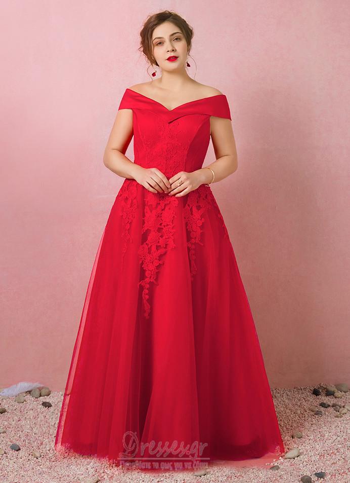 0a293abe862a Προσαρμοσμένες μανίκια Φυσικό Μέχρι τον αστράγαλο Μπάλα φορέματα - Σελίδα 1  ...